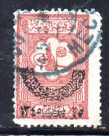 APR516 - ARABIA SAUDITA REGNO 1927 , Yvert N. 80 Usato   (2380A) . - Arabia Saudita