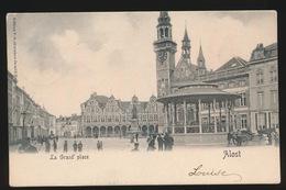 AALST  =  LA GRAND'PLACE - Sint-Martens-Latem