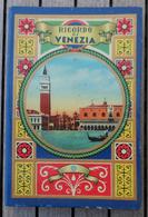 Brochure Dépliante De 64 Vues Sur La Ville Portuaire De Venise En Italie - Dépliants Touristiques