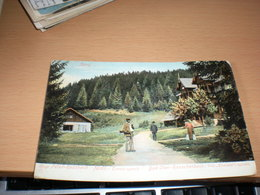 Tatra  Felso Ruzsbach Furdo Teresia Nyaralo 1906 - Slovaquie