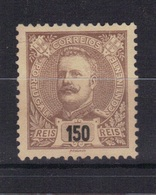 Portugal Yvert 141 (*) Neuf Sans Gomme 1895/1905 (9) - 1892-1898 : D.Carlos I