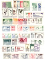Chine/China 14 Séries Complètes Neufs ** MNH 1951/1954. TB. A Saisir! - 1949 - ... République Populaire
