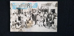 Cpp 62 BERCK Scène De Plage Aout 1928 ( Rue Villa Habitations Cabine ) - Berck