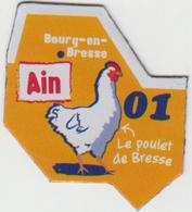 Magnet Le Gaulois - 01 - Ain - Publicitaires