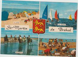 Manche :  ST  MARTIN  De  BREHAL  : Vues - France