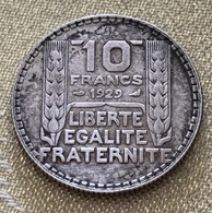 Pièce De 10 Francs De 1929 TTB - France
