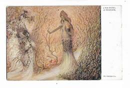 """Fr.  Siedlecki    -       """"  Le  Printemps  """" - Peintures & Tableaux"""
