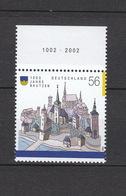 Deutschland BRD ** 2232  Bautzen  Rand - [7] West-Duitsland