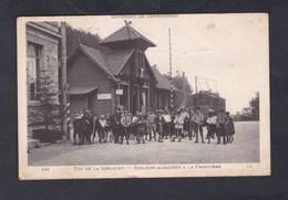 Vente Immediate Col De La Schlucht Ecoliers Alsaciens à La Frontiere ( Train Tramway LL 144) - Andere Gemeenten