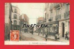 92 Hauts De Seine  MALAKOFF Rue Béranger ( Carte Remise En Vente Pas De Paiement Du Speudo CLARABOUNETTE ) - Malakoff
