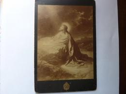 Le Christ à Gethsémani - H. Hofmann - Photos
