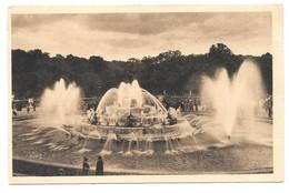 78 Versailles Jardins Du Palais Bassin De Latone (2 Scans) - Versailles (Château)