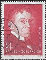 AUSTRIA 1974 Birth Centenary Of Karl Kraus (poet) - 4s Karl Kraus FU - 1945-.... 2ème République