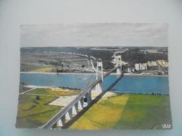Le Pont De Tancarville - Tancarville
