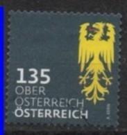 2018 - 3413 - ° -  Heraldik Neu - 1,35 OÖ - 1945-.... 2ème République