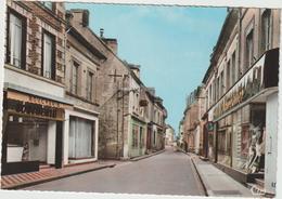 Orne :  ECOUCHE :  La  Rue   Des  Trois  Frères  Terrier ( Boucherie ) - Ecouche