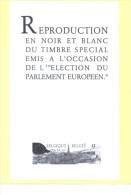 BE   ZNP 22   Feuillet N/B Agenda 1990  ( Z/t 2326 ) - Feuillets Noir & Blanc