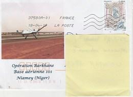 Operation BARKANE 2019 - Marcophilie (Timbres Détachés)