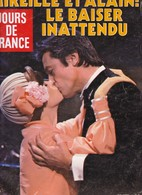Jour De France 1351 1980 Alain Delon Mireille Mathieu Jean Paul II Charles Mac Enroe Borg Lio Walesa - People
