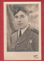 Photo Soldat Du 5 ème Rgt Avec Train Sur Insigne ? - Militaria