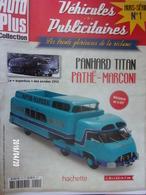 PANHARD TITAN PATHE MARCONI - Publicitaires - Toutes Marques