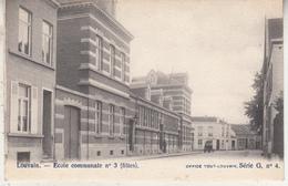 Leuven - Gemeenteschool Nr 3 (meisjes) - Office Tout-Louvain Serie G Nr 4 - Ecoles