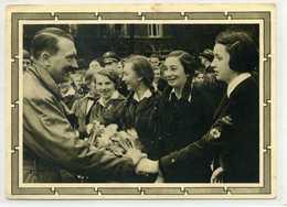 DR.; Sonderpostkarte Zum 50. Geburtstag Hitlers, 1939; Sonderstempel Wien.* - Deutschland