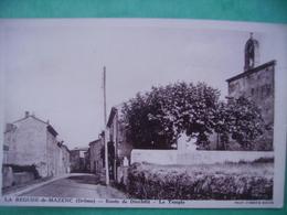 26 Drome La Bégude De Mazenc Route De Dieulefit Le Temple - Autres Communes
