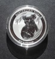 Australia, Koala 1 Oz 2019 Silver 9999 Pure - 1 Oncia Argento Puro Bullion Perth Min - Australia