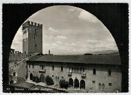 VERONA   CASTELLO  SCALIGERO   CORTILE  PRINCIPALE      (VIAGGIATA) - Verona