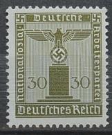 Impero 3 Reich  Servizio 164 MNH**(76-4 - Servizio