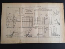 ANNALES DES PONTS Et CHAUSSEES (IDep 76) - Port De Dieppe - 1907 (CLF61) - Travaux Publics