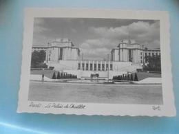 Paris Le Palais De Chaillot - France
