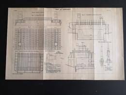 ANNALES DES PONTS Et CHAUSSEES  - Port De Dunkerque - 1904 (CLF63) - Travaux Publics