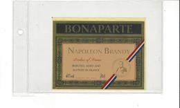 NAPOLEON BRANDY  BONAPARTE  FRANCE  ****   A  SAISIR  ****** - Whisky