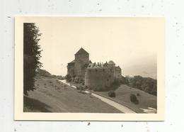 Photographie , 100 X 70 Mm,  LIECHTENSTEIN , VADUZ , 1960 - Lieux
