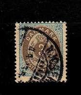 DÄNEMARK DANMARK [1875] MiNr 0022 I Y A ( O/used ) - 1864-04 (Christian IX)