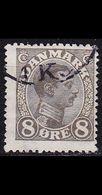 DÄNEMARK DANMARK [1918] MiNr 0098 ( O/used ) [01] - Gebraucht