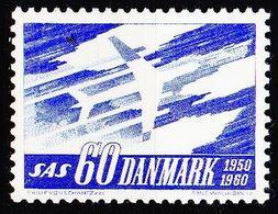 DÄNEMARK DANMARK [1961] MiNr 0388 X ( **/mnh ) Flugzeuge - Dänemark