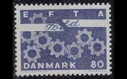 DÄNEMARK DANMARK [1967] MiNr 0450 Y ( **/mnh ) - Dänemark
