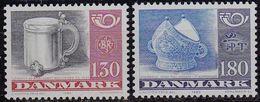 DÄNEMARK DANMARK [1980] MiNr 0708-09 ( **/mnh ) - Dänemark