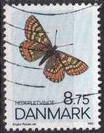DÄNEMARK DANMARK [1993] MiNr 1050 ( O/used ) Schmetterlinge - Dänemark