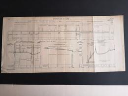 ANNALES DES PONTS Et CHAUSSEES (DEP 77) - Dérivation Du Loing Et Du Lunain - 1905 (CLF71) - Public Works