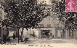 MARTIGUES - Place Gérard Tenque - Martigues