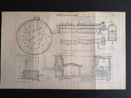ANNALES DES PONTS Et CHAUSSEES (DEP 77) - Dérivation Du Loing Et Du Lunain - 1905 (CLF73) - Public Works
