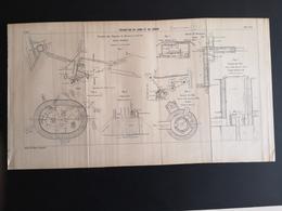 ANNALES DES PONTS Et CHAUSSEES (DEP 77) - Dérivation Du Loing Et Du Lunain - 1905 (CLF74) - Public Works