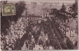 TUNIS  Un Enterrement  Beycal - Tunisie