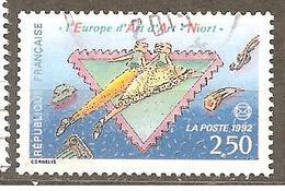 FRANCE 1991 Y T N ° 2758 Oblitéré - France