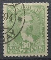Paraguay 30 Centavos Usato Siglato(76-4 - Paraguay