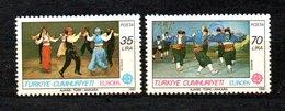 Turquia Turkey Europa CEPT 1981 MNH - Europa-CEPT